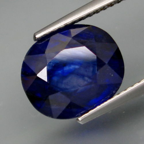 6-18Ct-Outstanding-Color-amp-BIG-Top-Cornflower-Blue-Sapphire-Mozambique