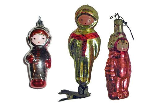 История советских елочных игрушек. история, елочные игрушки, ссср, Новый Год, длиннопост