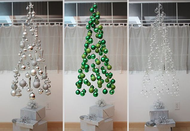 5 Awesome Christmas Trees That Require No Tree