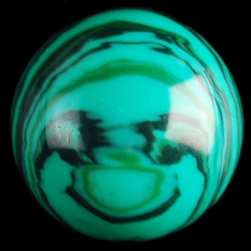 C86053-11x5-Synthetic-Malachite-Round-CAB-Cabochon