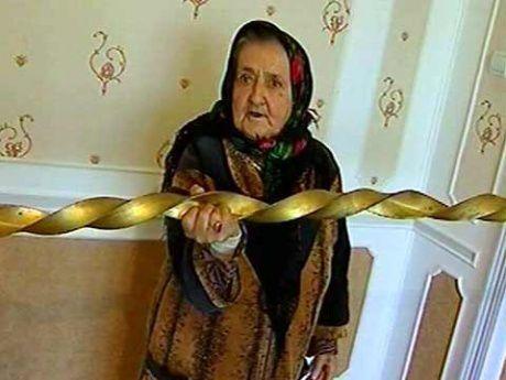 Картинки по запросу бабушка самая сильная