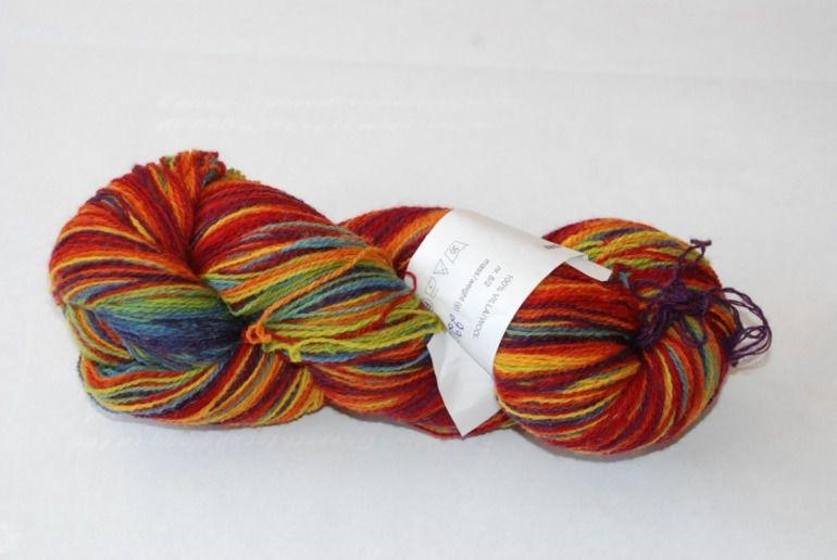 аукцион, шаль, вязаная вещь, радуга, вязание на заказ