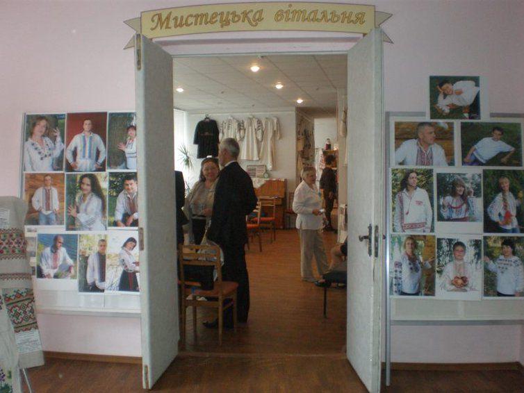 Всеукраинский слёт вышивальщиц 2011