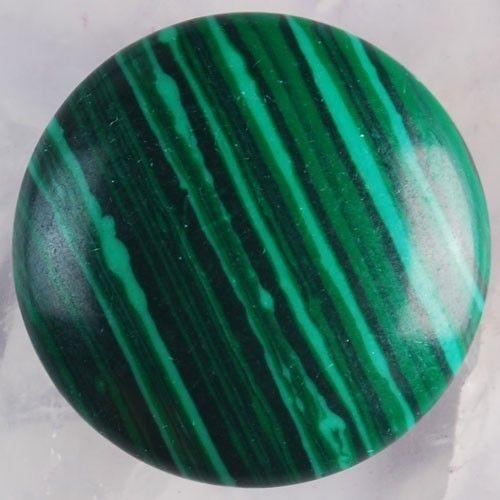 C60524-25x5-Synthetic-Malachite-Round-CAB-Cabochon