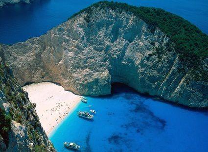 о. Закинтос, Греция