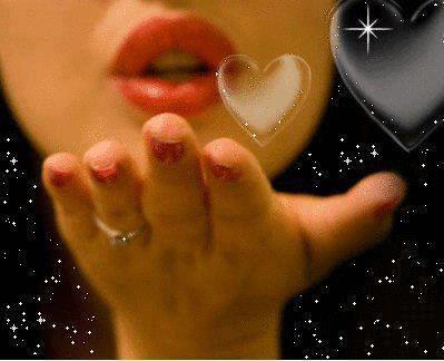 Картинки по запросу воздушный поцелуй картинка