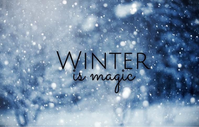 Картинки счастливой зимы на английском