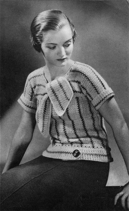 1930's blouse