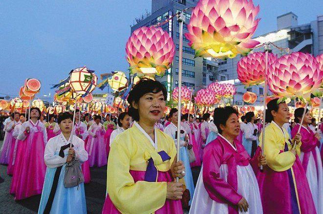 Картинки по запросу день рождения Будды Япония