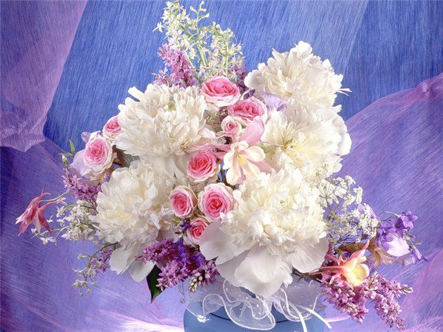 Самые красивые фото цветов и букетов - фото картинки открытки - 22 May 2013 - Blog - Rx24