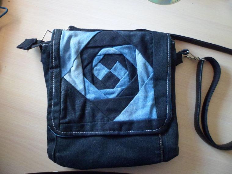 cfdc0b851d81 Теперь нарадоваться не могу, очень удобная сумка получилась, всем  рекомендую ваш МК)