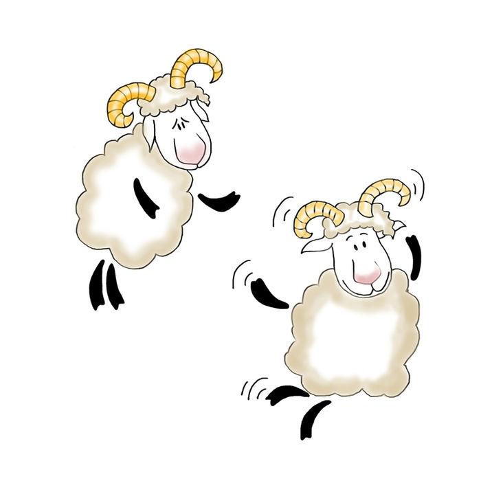 эпоха картинки веселые овечки тому