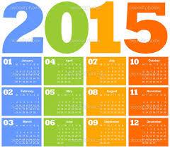 Календарь 2015. Яркий