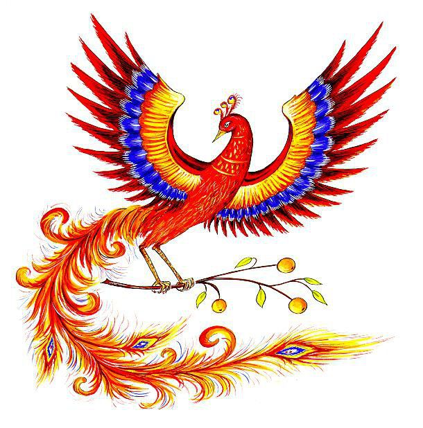 Картинки по запросу жар птица фото