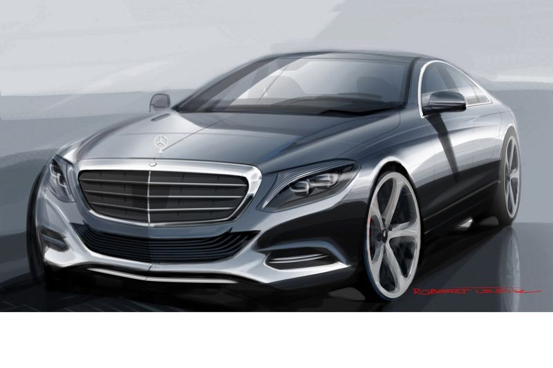 авто, mercedes-benz, s-class w222, w222