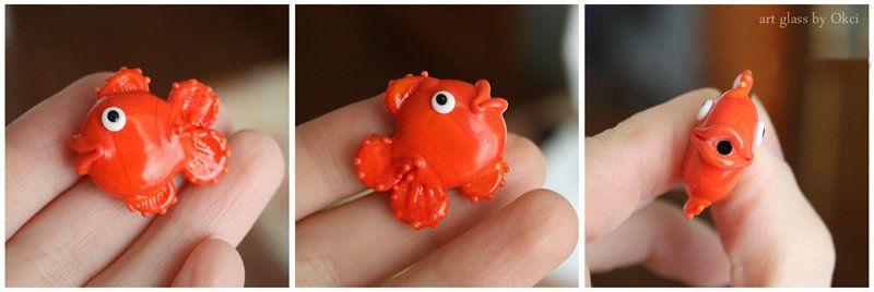 лэмпворк рыбка