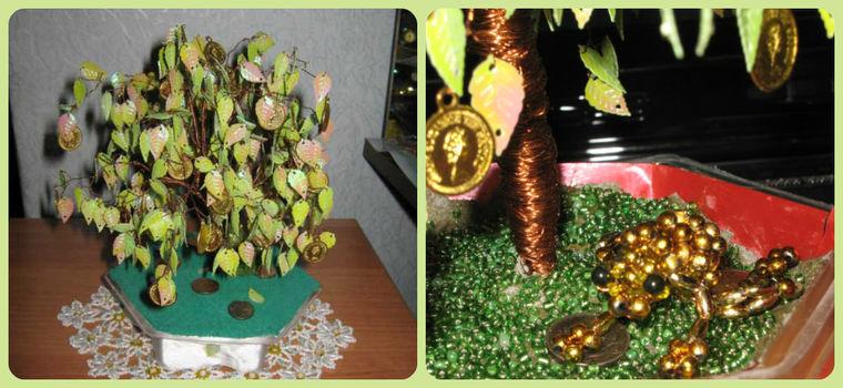 розыгрыш, розы на аукционе, синие розы, денежное дерево, плетенные салфетка