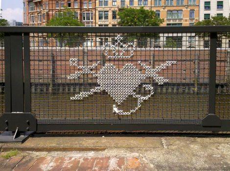 urban cross stitch by miss crossstitch