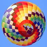 Воздушные шарики смайлик