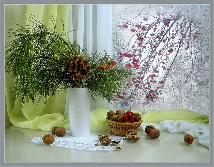Фото жизнь - Elena_P - корневой каталог - Зимним утром