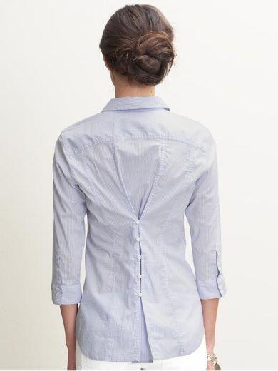 Что можно сшить из рубашек мужа