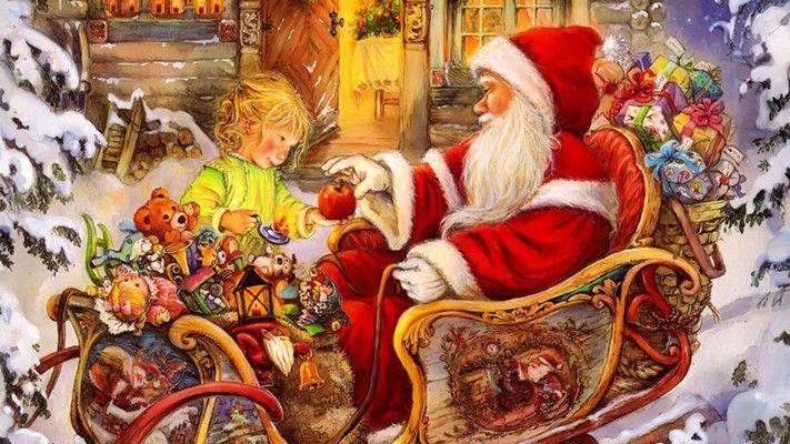 Картинки по запросу волшебного нового год
