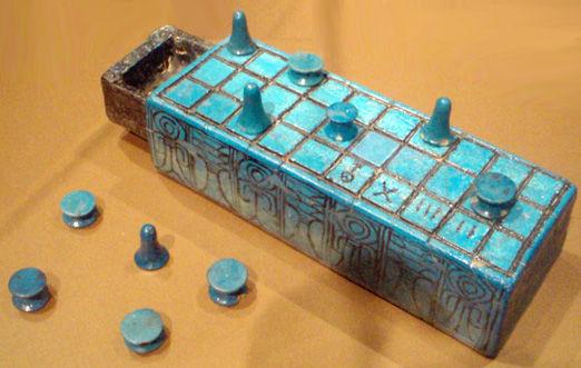 «Сенет» – игра-предшественница нард