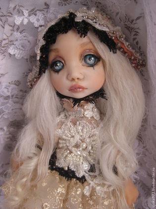 Коллекционные куклы ручной работы. Ярмарка Мастеров - ручная работа Коломбинка. Handmade.