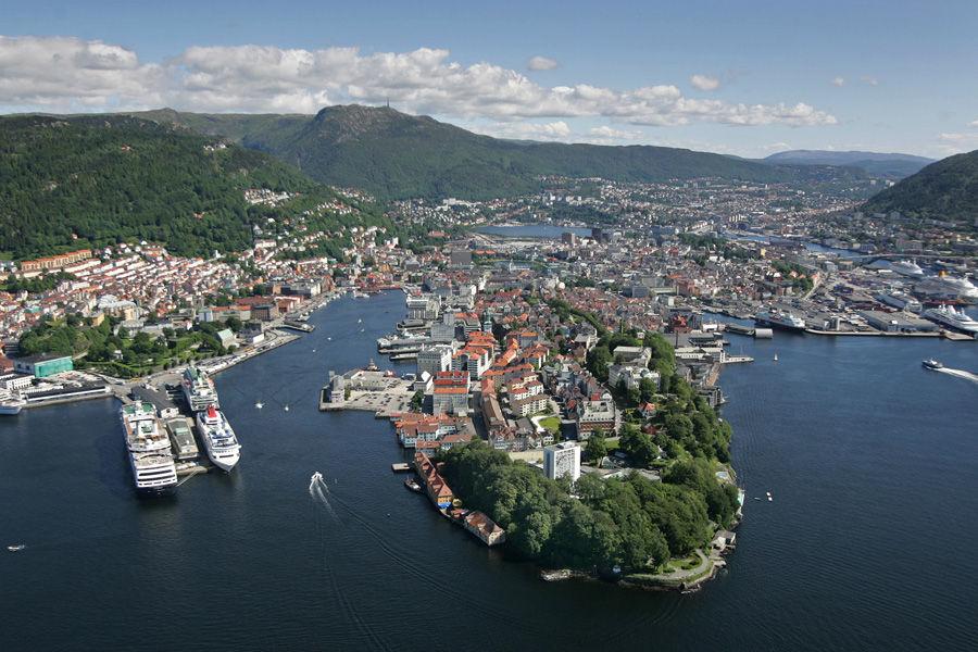 Берген - Норвегия - Страны - Бронирование гостиниц, билетов,…