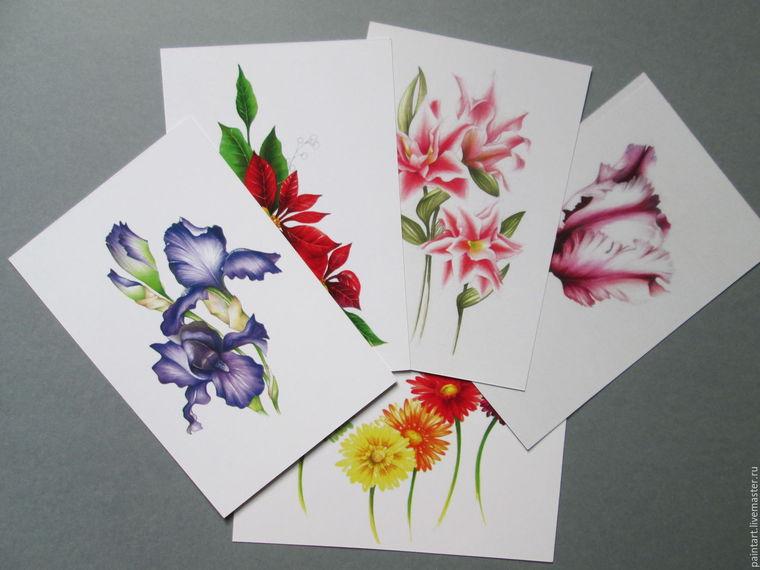 Месяца открытки, чем нарисовать открытку