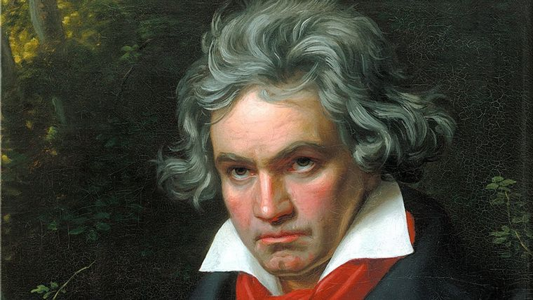 an overview of the life and work of ludwig van beethoven a famous composer