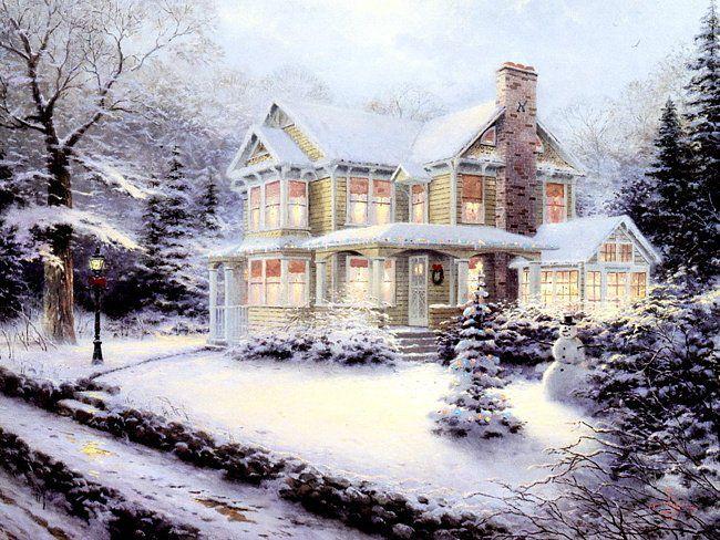 Бесплатная тема Magic winter для Nokia 515 - 105624