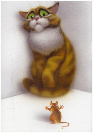 Картинки по запросу картинки мышь и кот