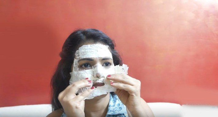 Чудо-маска в домашних условиях