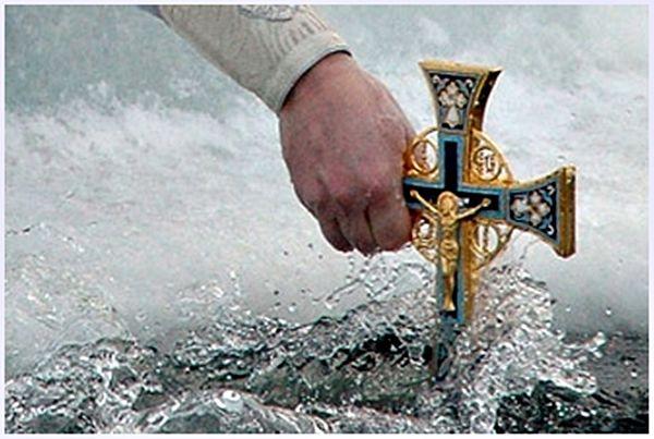 Богоявление - день просвещения и света Пугачёвское время, еж…
