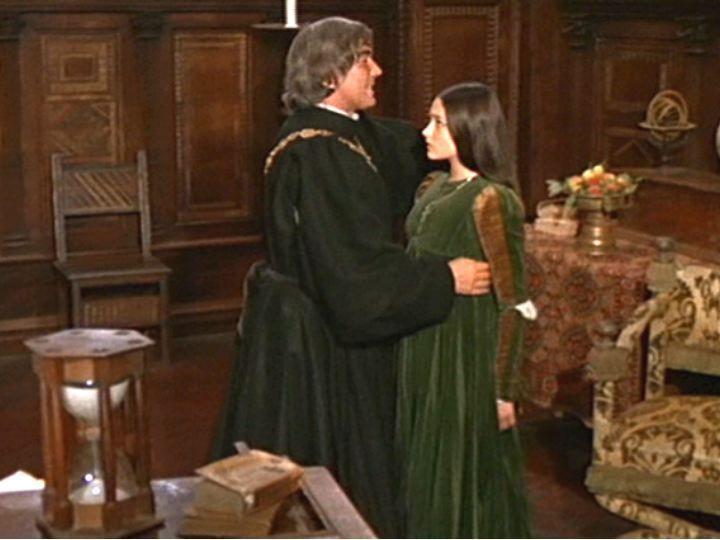 Romeo & juliet coursework